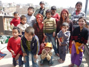 My volunteer stay in Nepal