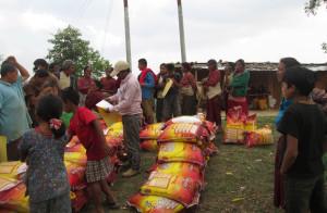 Relief-work