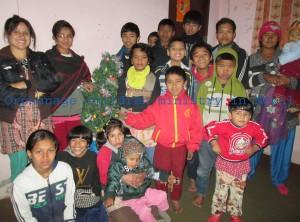 Orphanage children Nepal